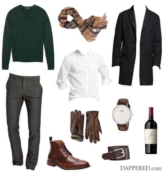 Style Scenario: The Smart/Casual Holiday Party 2017  What are you going to wear? Sometimes its good to look at a few suggestions then add your own tweaks and ideas. Thats what these are for. This one is for the dressed down affairs that might be out or might be at someones house. The key is to keep things tailored even if youre not in a jacket of any kind. Meaning: Layers are great but lose the bulk. No need to be shrink wrapped either. Clothes should skim your body and allow for movement…