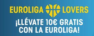 el forero jrvm y todos los bonos de deportes: William Hill apuesta Euroliga y 10 euros gratis Ac...