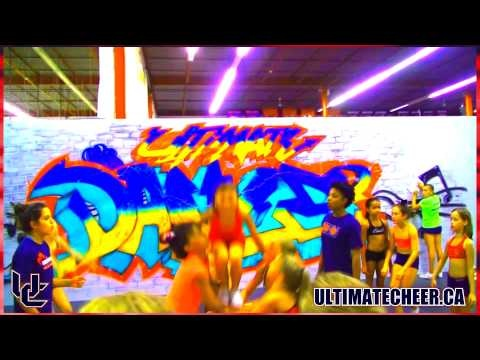ULTIMATE CANADIAN CHEER HD - Thursday, August 16, 2012