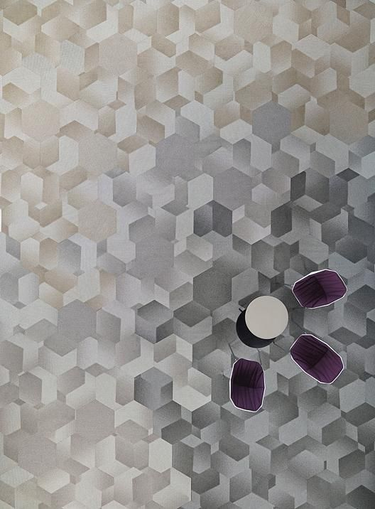 bevel hexagon | 5T057 | Shaw Contract Group Commercial Carpet and Flooring