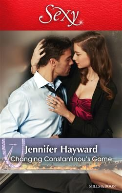 Mills & Boon™: Changing Constantinou's Game by Jennifer Hayward