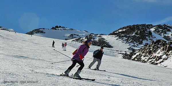Centro de Esquí Nevados de Chillán