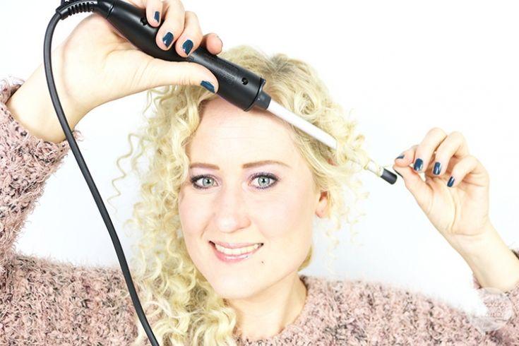Haartutorial: Kleine krullen maken met de Chopstick Curler van Carmen!