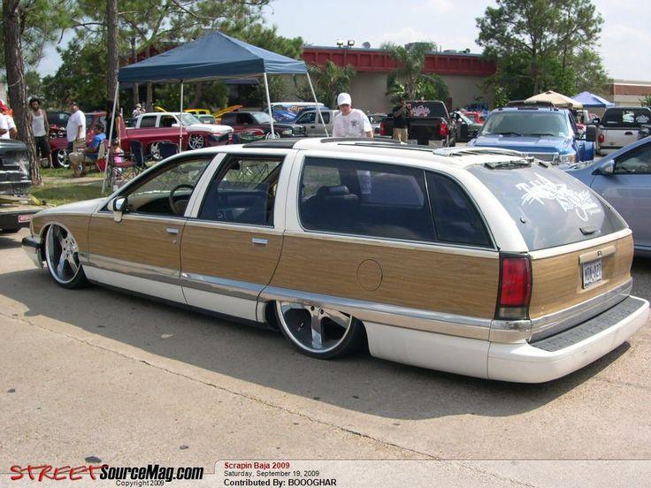 Slammed Buick Cusstom Com Custom Impala Ss Caprice