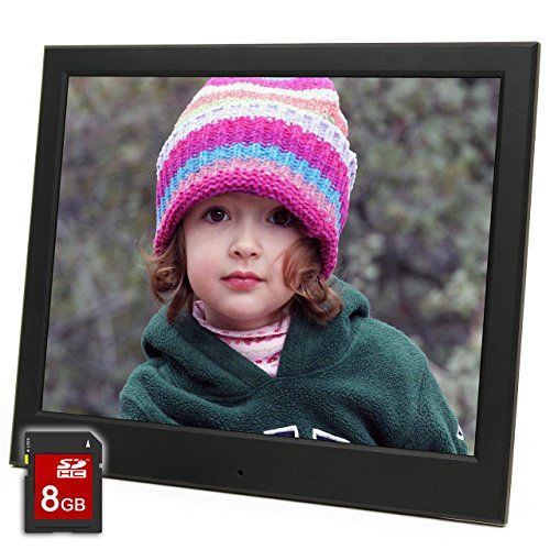 Micca 10-Inch Natural View 1024x768 High Resolution Digital Photo Frame With 8GB Memory Card, Auto On/Off Timer, MP3 and Video Player (Black) Micca http://www.amazon.com/dp/B00PAAFO3I/ref=cm_sw_r_pi_dp_HEuhwb1R1ZKW2