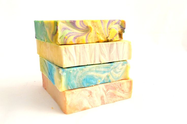 Set of Four Bar Soaps of your choice. Birthday Gift Set .Valentine Day Gift Set . Christmas or New Year Gift .  Χειροποίητο Σαπούνι Λαδιού by NaturalBeautyLine on Etsy