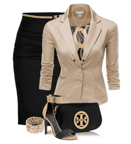 Classy fashion