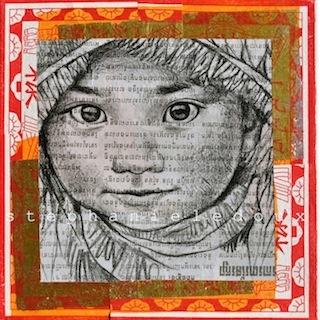 Les carnets de voyage de Stéphanie Ledoux: TOILES ORIGINALES