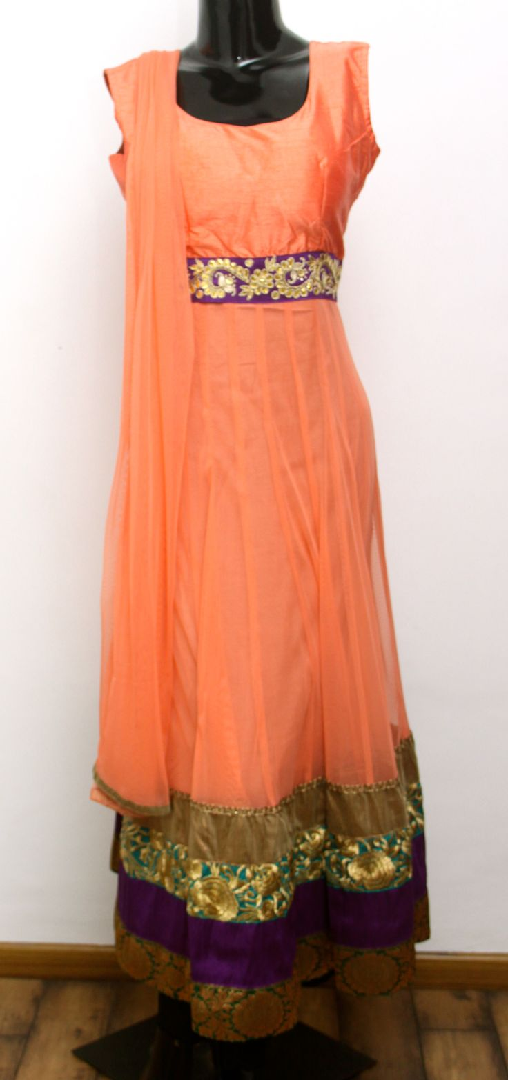 Net Anarkail With Work Border. Raw Silk Yoke. Net Dupatta. Code 2168 INR 3950/-  Visit us at ZIA, Adyar, Chennai or SHOP ONLINE @ ZIA, Adyar with a simple mail. Products delivered to your Doorstep. Inquiries: info@ziaethnic.com / 044 - 43605070.