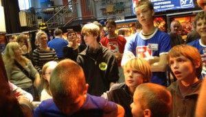 Ook zal er dit jaar op zondag een jeugdwedstrijd zijn speciaal voor spelers tot 16 jaar! Dutch Pinball Open.