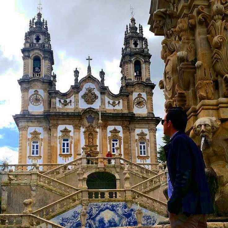 Me  Santuário da Nossa Senhora dos Remédios Lamego  #douro #lamego #igersoftheday #picoftheday #travelphotography #ricaviagem #viagens #viajecomigo #landscapephotography #landscape_captures #landscape #ilovedouro #portugalalive #PortugalOnTheRise #portugalalive #p3top #fotododia #instago #portugaldenorteasul #viajantes #ig_today  #amar_portugal #douroriver #portugal_de_sonho by instarickygram