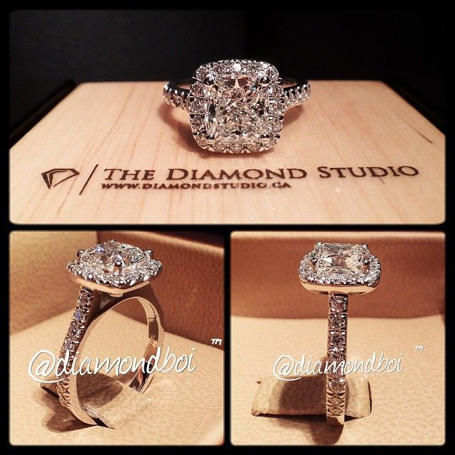 Im obsessed with diamond boi rings!!