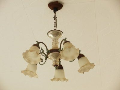 old ceiling lamp by icytrus