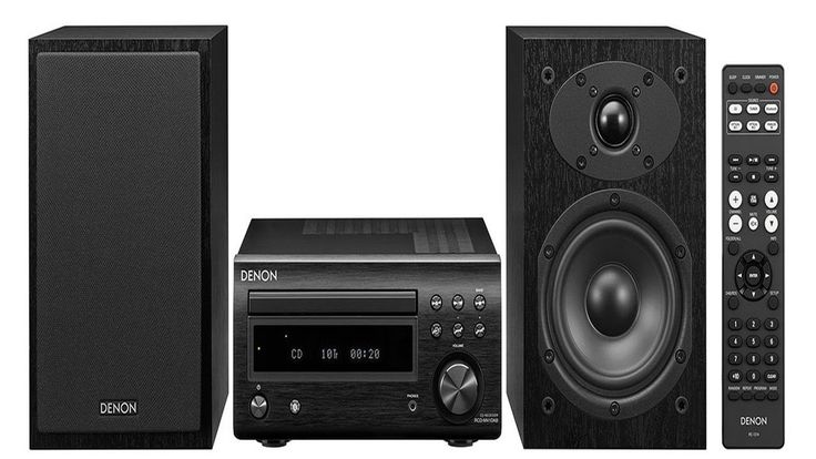 RCD-M41DAB: Denon present its Player-receiver with Bluetooth and digital...RCD-M41DAB: Denon present its Player-receiver with Bluetooth and digital radio.It consists of the player-receiver RCD-M41DAB with dimensions of 210 x 308 x 115 mm and a pair of SC-M41 compact speakers with driver for 12 cm bass media...#RCDM41DAB #Denon #dj #music #Sábado #light #Leganes #junodownload #pioneer #HiFi #HEOS #CDJ #SCM41compactspeakers