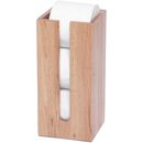 Wireworks Mezza Natural Oak Toilet Roll Box Crafted from natural oak, the Mezza toilet roll box will lend a classic yet contemporary feel to bathrooms. Perfect as storage for spare toilet rolls, the box can hold up to three rolls which are made http://www.MightGet.com/january-2017-11/wireworks-mezza-natural-oak-toilet-roll-box.asp