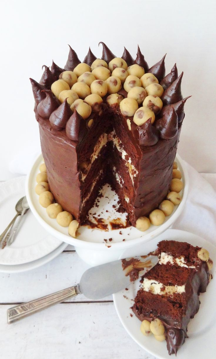700 best Cakes Layered 2 images on Pinterest Desserts Layer
