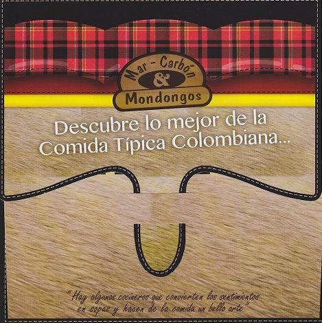 propaganda de restaurante, Bogota, Colombia, via Flickr.