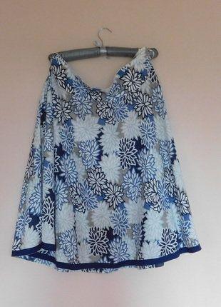 Kup mój przedmiot na #vintedpl http://www.vinted.pl/damska-odziez/spodnice/17685540-tu-rozkloszowana-spodnica-midi-xl