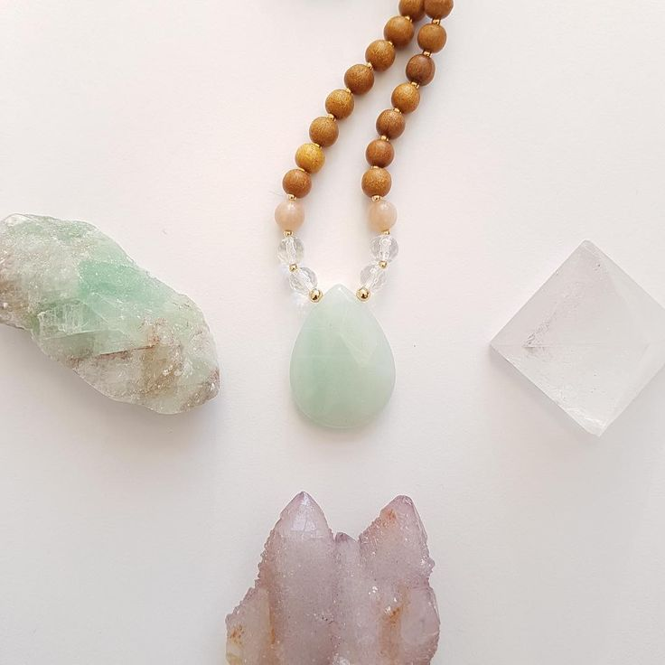 *Amazonite, Clear Quartz, Pink Moonstone, Sandalwood*  You follow your own path based on your greatest intentions, desires and intuition. Manifesting your big picture goals for yourself and your family, The Sacred Calling Mama Mala brings you back to what matters most and aligns your actions with your greatest desires and deepest truths.