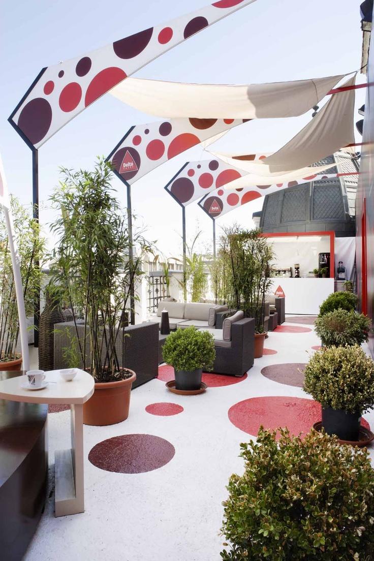 Esta terraza es de la edici n de casa decor madrid 2009 for Casa de granada terraza madrid