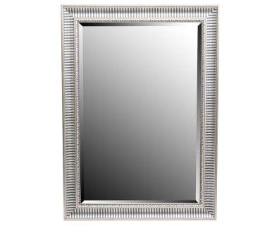 Зеркало - дерево, 105х75 см