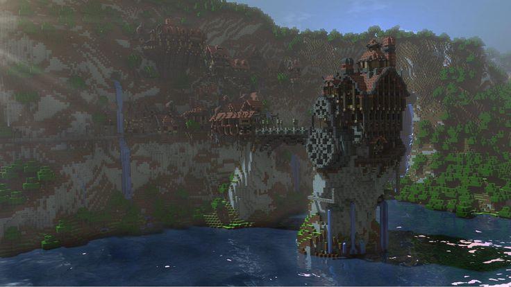 minecraft-steampunk-city-k0bizeth.jpg (1920×1080 ...