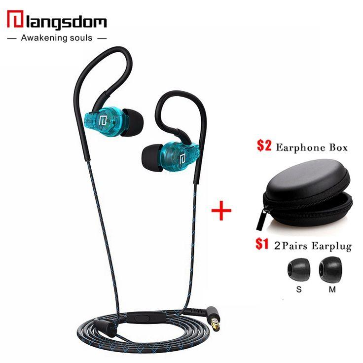 $5.24 (Buy here: https://alitems.com/g/1e8d114494ebda23ff8b16525dc3e8/?i=5&ulp=https%3A%2F%2Fwww.aliexpress.com%2Fitem%2F2016-New-SP80A-Waterproof-Earphone-Stereo-Super-Bass-Headset-with-Mic-Sweatproof-Running-Sport-Headphone-for%2F32663872536.html ) Earphone Langsdom Sp80A Sports Earphones Running Waterproof Sweatproof with mic in-ear earhook Music Headset Mobile Stereo Bass for just $5.24