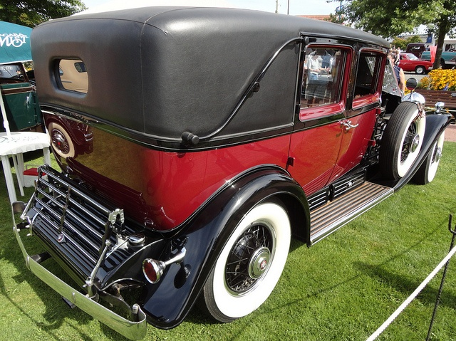 1931 Cadillac Series 452 V-16 Limousine