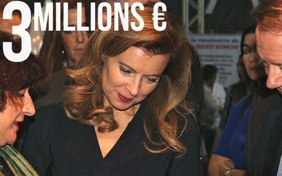 Affaire Hollande-Gayet-Trierweiler : 3 millions d'euros de dégâts à l'Elysée ? - Economie Matin