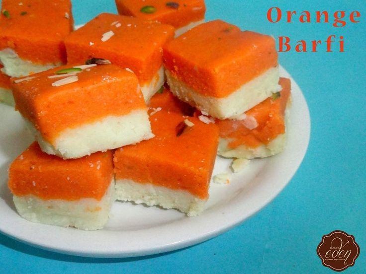 #Sweets #Happiness #barfi #orangebarfi #perfectsweets #daleseden #dalesedencakeshop