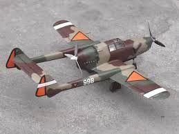 Afbeeldingsresultaat voor Fokker D.XXIII