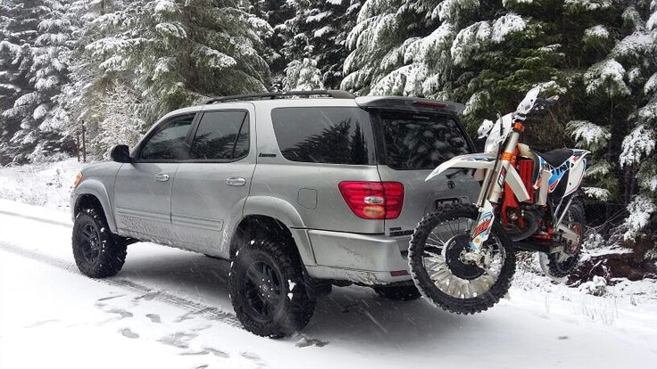 Lifted Sequoia Toyota Pinterest Toyota And Land Cruiser
