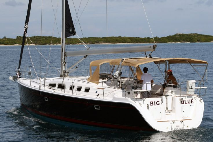 Yachting and other Interesting Stuff: Hunter Sailboats for Sale Boat and Business Purchase for Charter