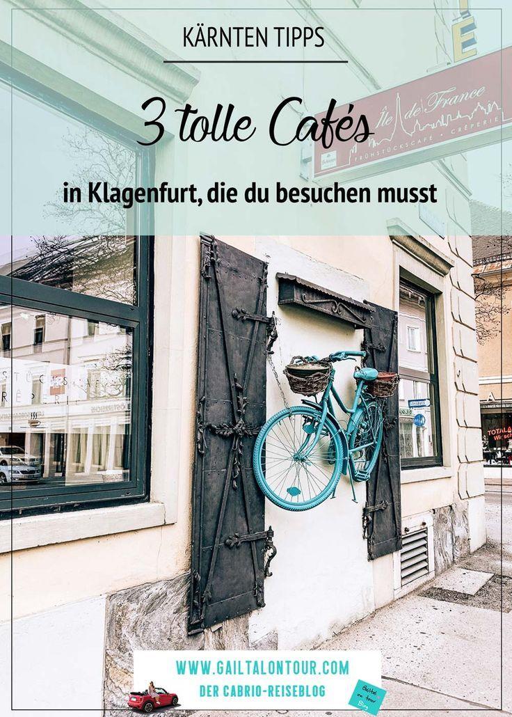 3 Themen Cafes In Klagenfurt Die Du Unbedingt Mal Besuchen Musst Klagenfurt Karnten Urlaub Reisen In Europa
