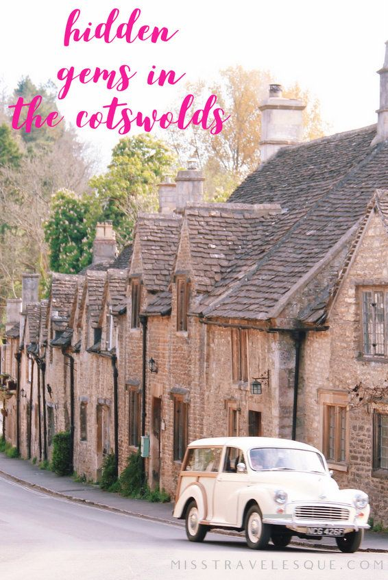 Cotswolds: Five Prettiest Villages
