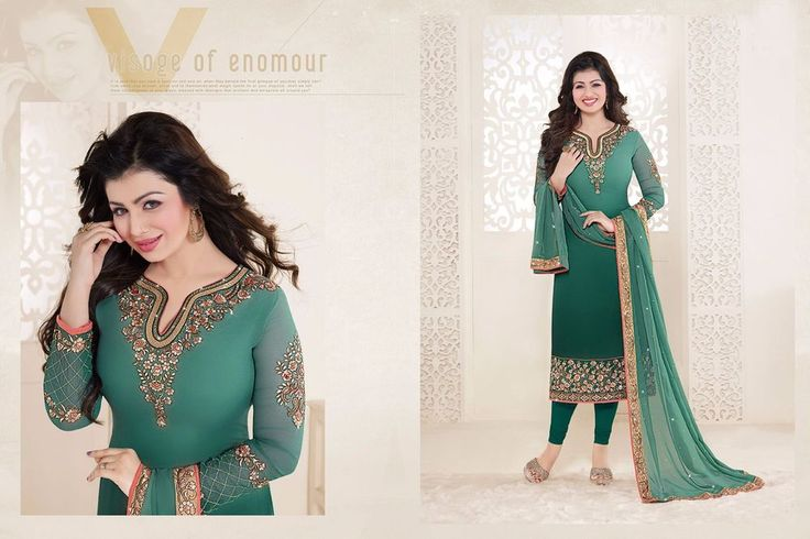 Designer Pakistani Salwar Kameez Suit Indian Bollywood Dress Ethnic new Anarkali…
