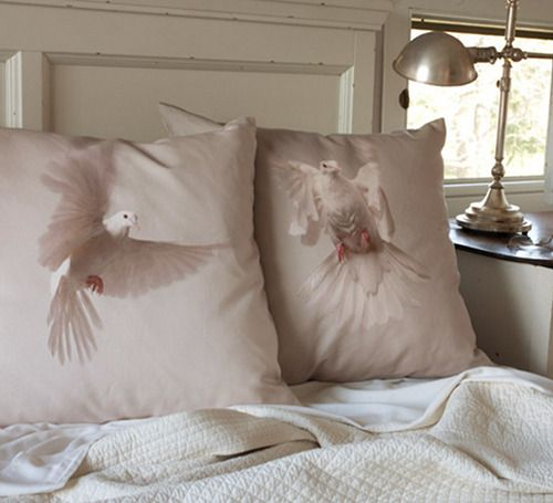 East camp home scatters: Photo Pillows, White Simplicity, Dove Pillows, Cream Guest, Art Pillows, Dove Photo, Fine Art, Country White, Guest Rooms