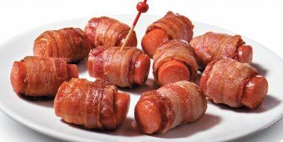saucisses enrobées de bacon - Recherche Google