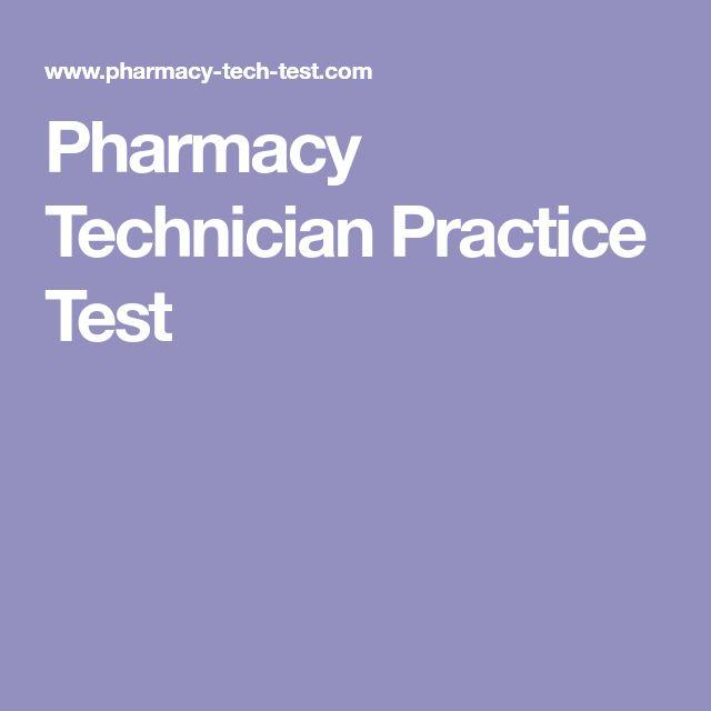 The  Best Pharmacy Technician Study Ideas On