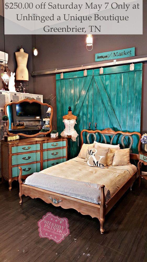 43 best Bedroom set redone- French provincial images on Pinterest ...