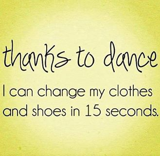 Thanks To Dance!