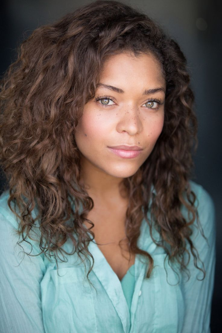 Antonia Thomas - actress