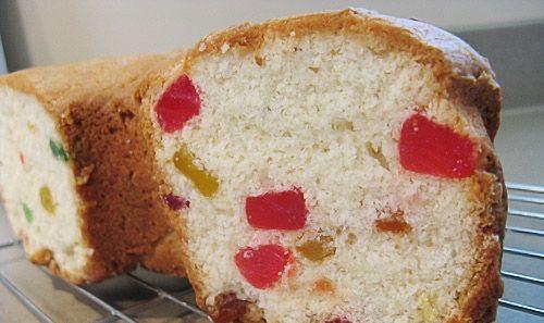 Gum Drop Cake Newfoundland Recipe. Cookbook of Traditional Newfoundland Meals by Newfoundland.ws