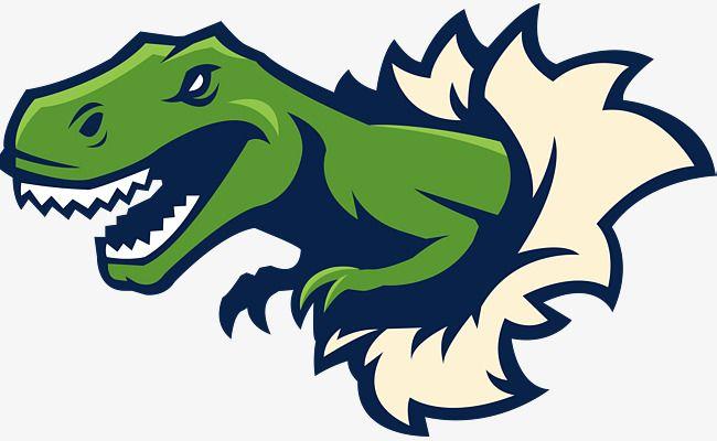Diseño de dibujos animados de dinosaurio, Tyrannosaurus Rex Diseño, Periodo Jurásico, Retro PNG y Vector