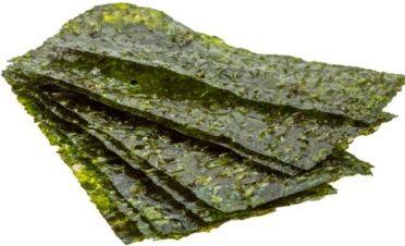 les algues comestibles pour le régime macrobiotique