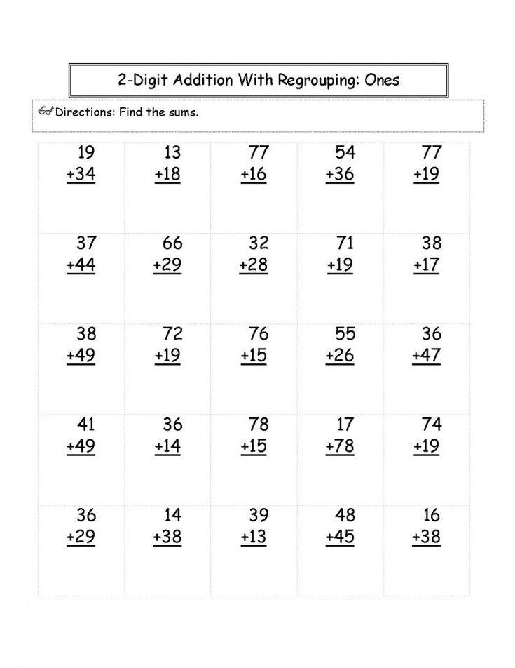 2nd Grade Math Worksheets 2nd grade math worksheets, 2nd