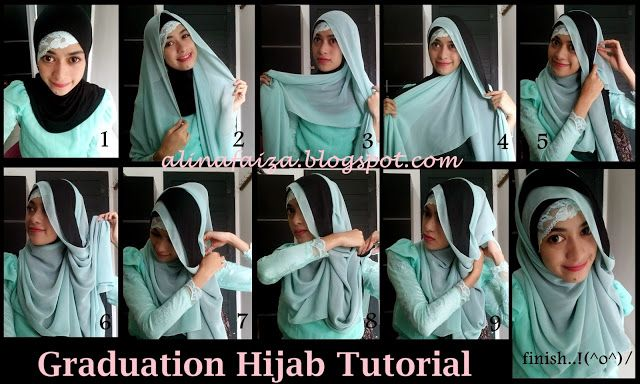95 best images about Hijab Tutorials on Pinterest | Turban ...
