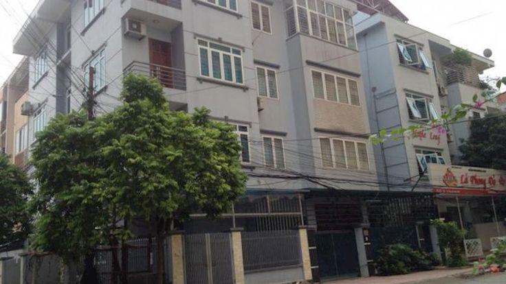 Cần bán gấp liền kề 11 khu đô thị Văn Khê, 82,5 m2, đường 17 m, sổ đỏ chính chủ - 1