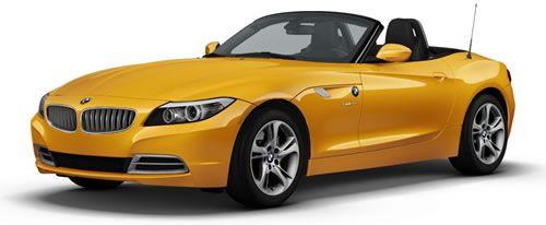 BMW Z4 sDrive35i  $53,350