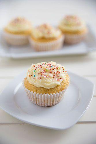 Lemon Cream Cakes